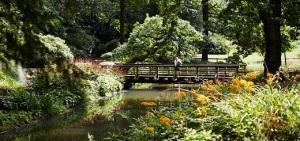 Park and gardens Temple Newsam