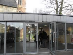NCEM entrance