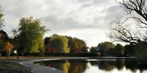 Rowntree Park lake