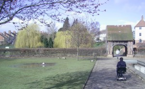 Rowntree Park dovecote