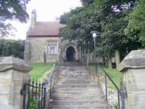 Witton-le-Wear church