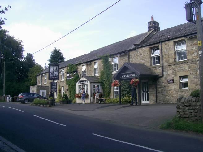 Battlesteads Inn