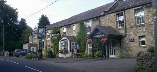 Battlesteads Inn