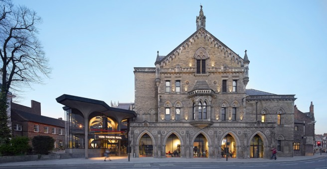 Theatre Royal (dezeen.com)