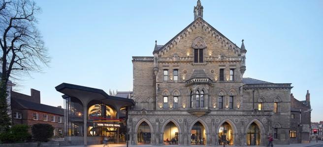 Theatre Royal (dezeen.com)