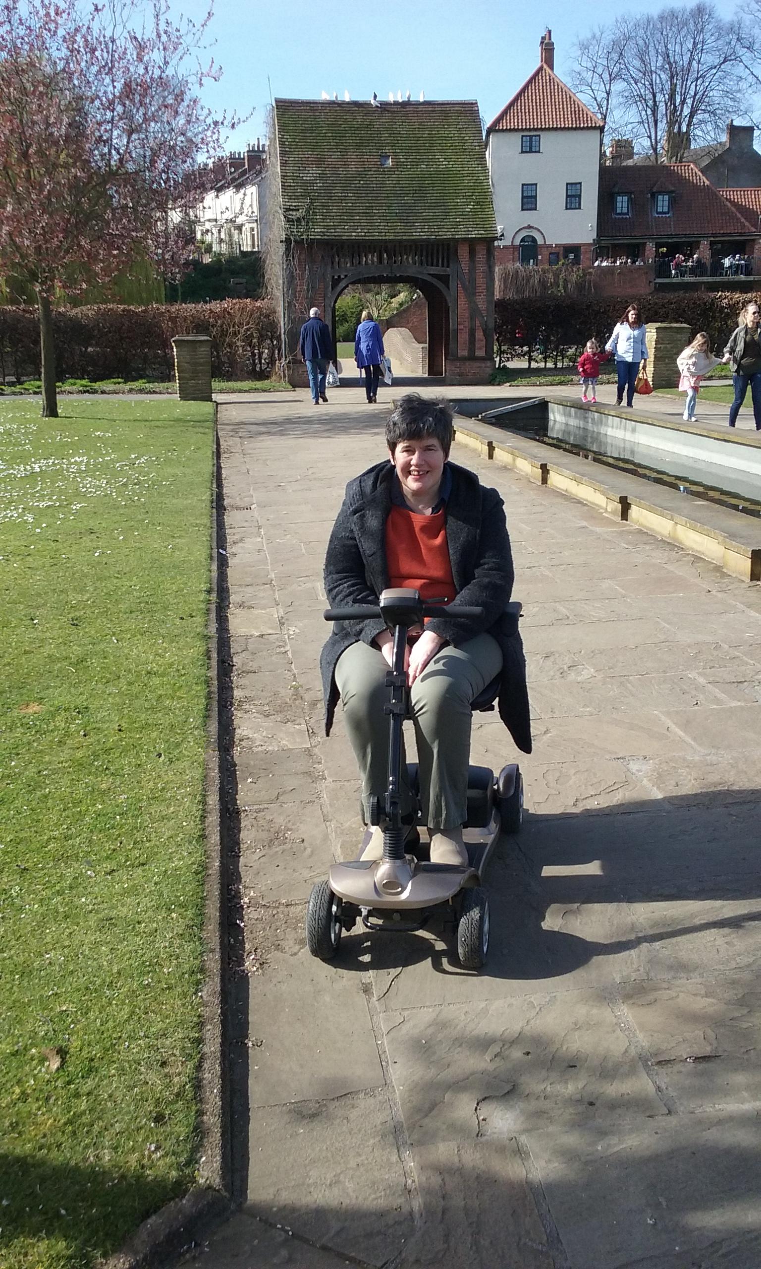 Rowntree Park, York