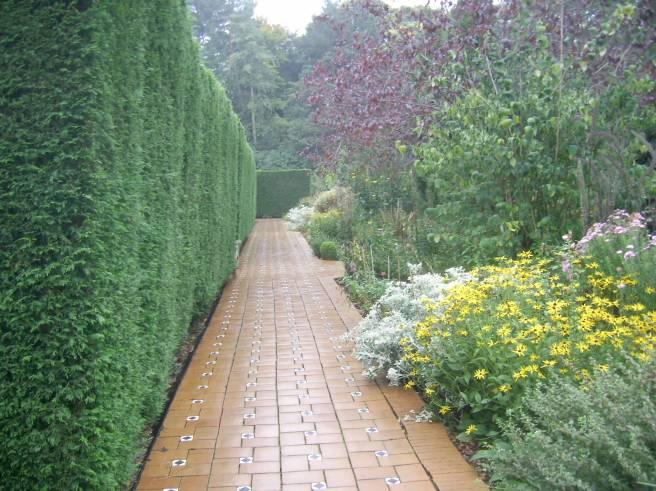Alhambra Garden, Roundhay Park