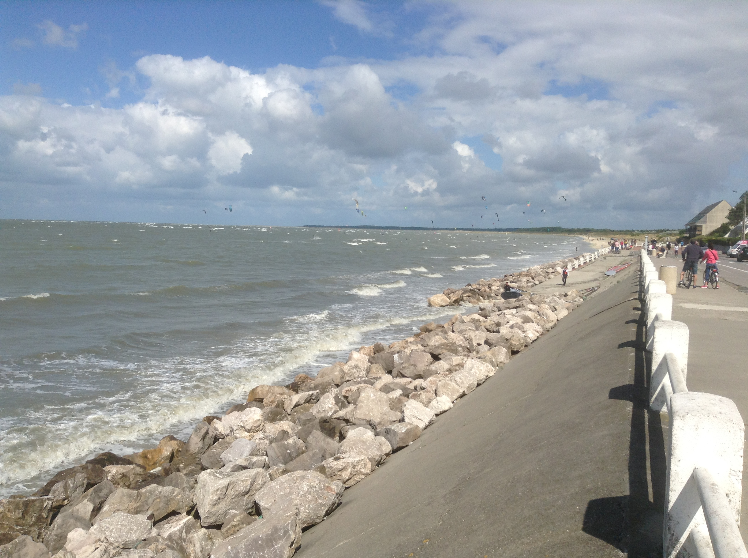 At Le Crotoy, Baie de Somme