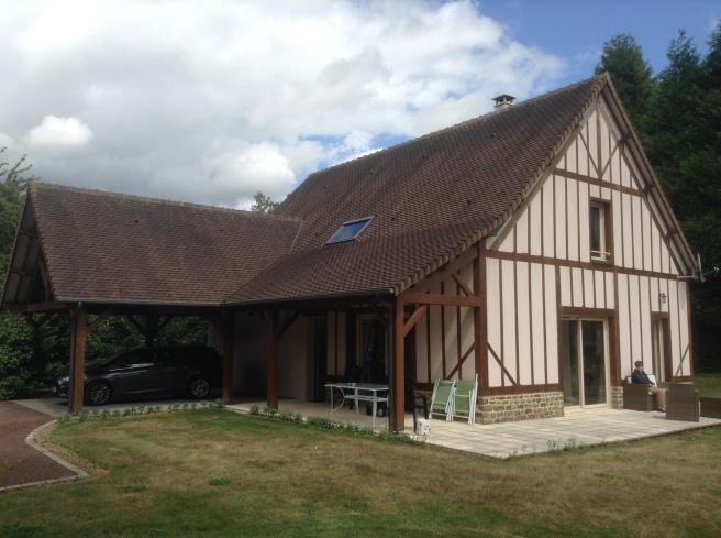 La Fresnaie, Basse Normandy