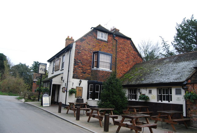 The Black Horse Inn, Thurnham, Kent