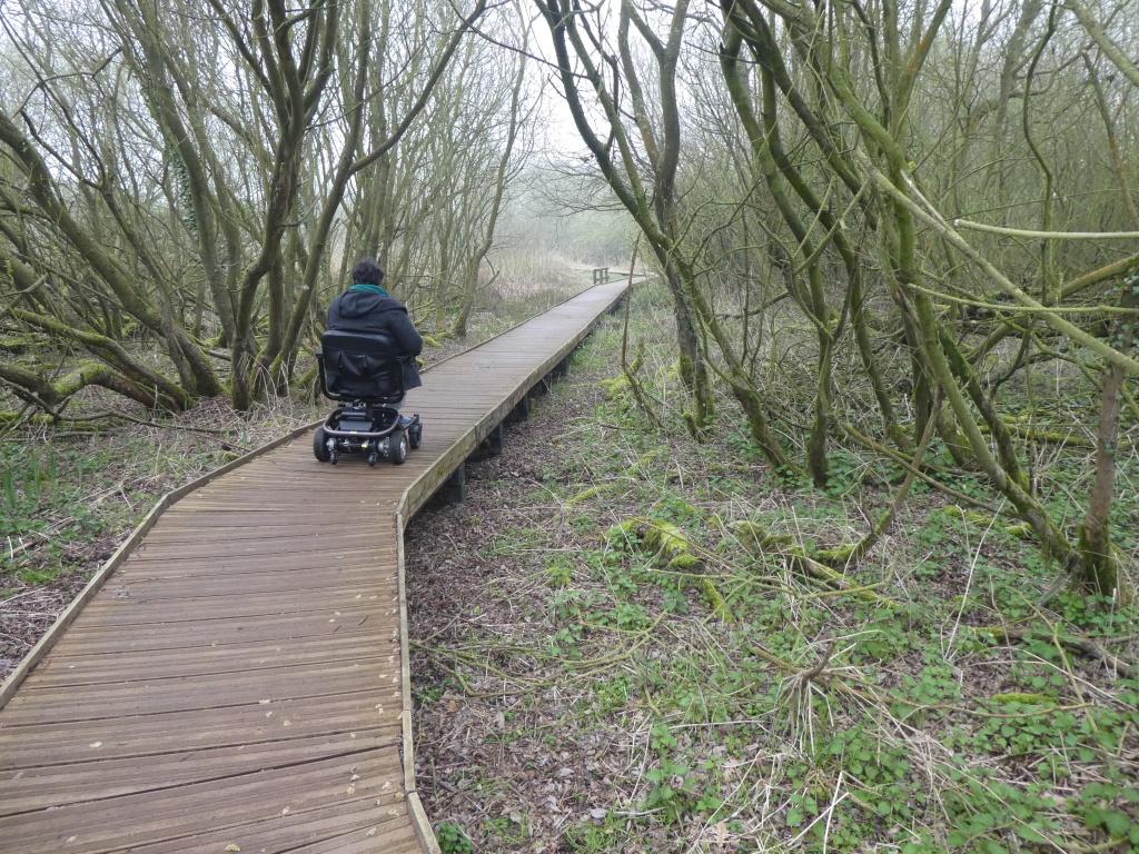 Titchwell Marsh Nature Reserve