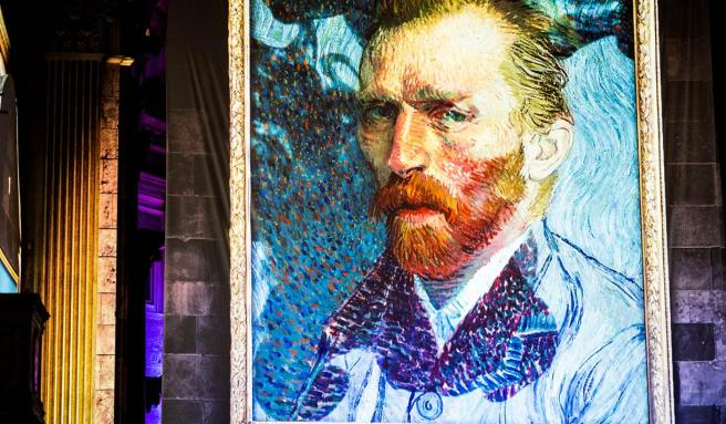Van Gogh at the Immersive Experience (Visityork.org)