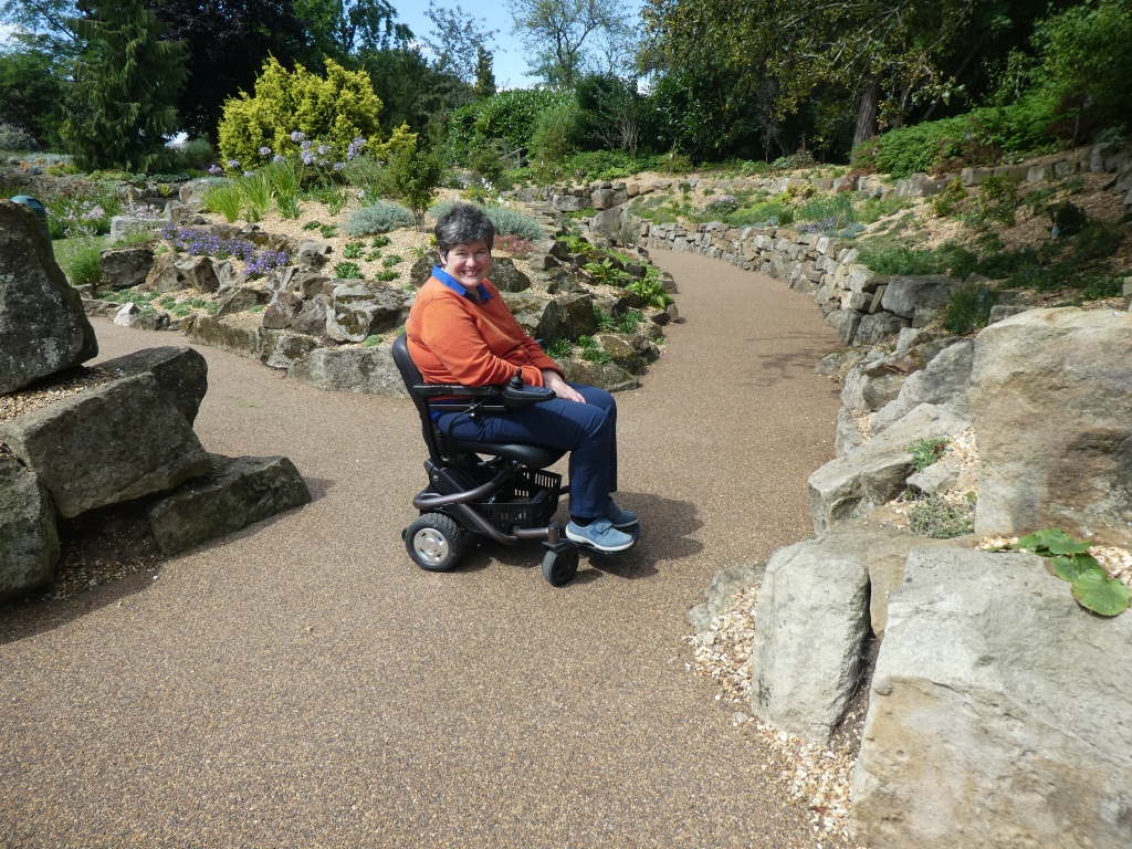 The Rock Garden, Burnby Hall Gardens