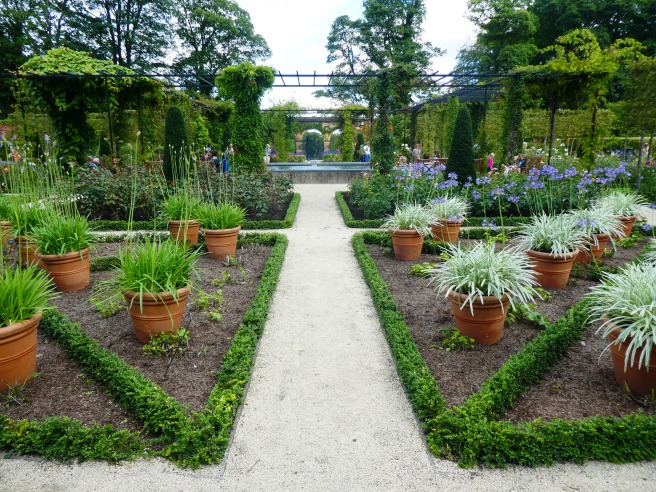 The Ornamental Garden, Alnwick Gardens